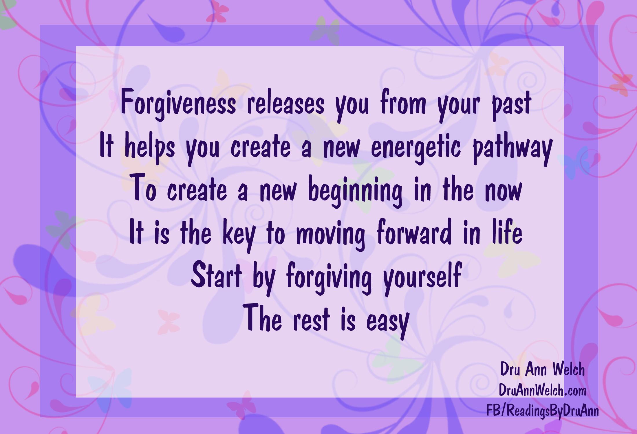 forgiveness copy